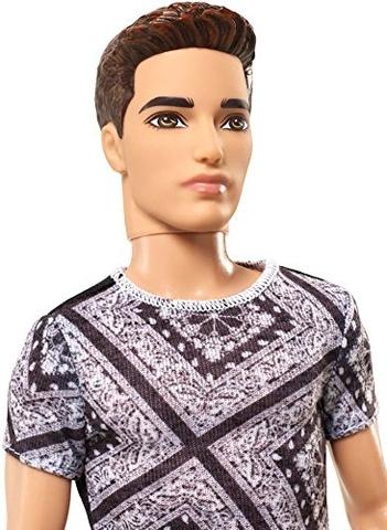 Trẻ được rèn luyện kỹ năng và bộc lộ năng khiếu nghệ thuật khi chơi cùng Barbie Ken & Ryan