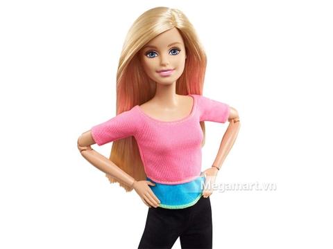Barbie Made To Move - Áo hồng giá rẻ