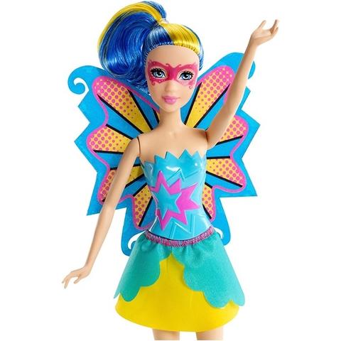 Bé thỏa sức sáng tạo với Barbie Siêu nhân mặt nạ Barbie