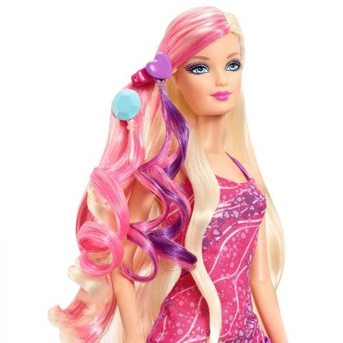 Bộ đồ chơi Barbie Tiệm làm tóc Barbie độc đáo và thú vị