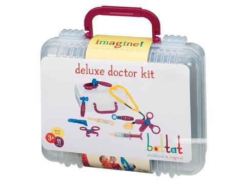 Battat Bộ đồ chơi bác sĩ - Vỏ hộp sản phẩm Battat