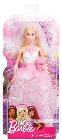 Barbie Cô dâu - Vỏ hộp sản phẩm