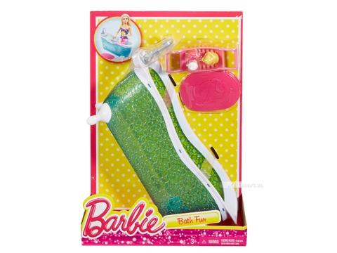 Barbie Nội thất nhà tắm - Bồn tắm - Hình ảnh vỏ hộp