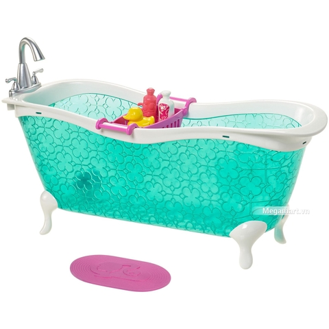 Barbie Nội thất nhà tắm - Bồn tắm hiện đại sang trọng