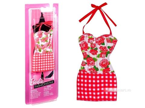 Barbie Trang phục búp bê xinh xắn- Các bộ trang phục trong bộ phụ kiện