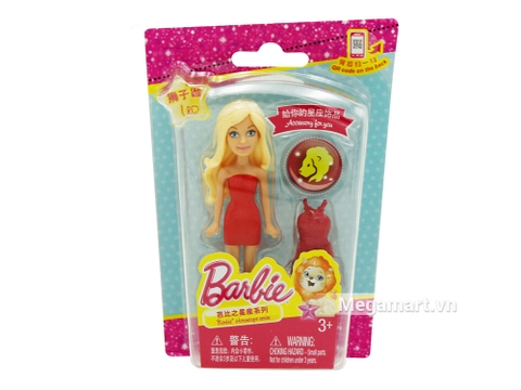 Barbie búp bê tí hon - độc đáo và hiện đại