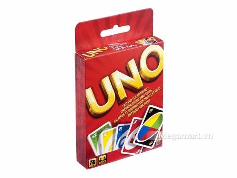 Mattel Games Bài Uno - bộ sản phẩm độc đáo