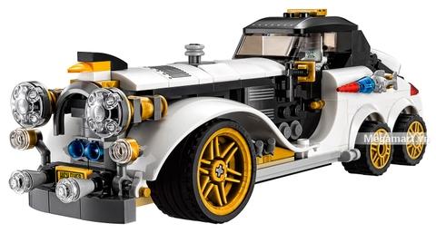 Các mô hình ấn tượng trong bộ Lego Batman Movie 70911 - Xe Limo của Penguin