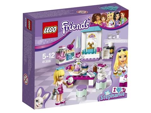 Hình ảnh vỏ hộp bộ Lego Friends 41308 - Tiệm bánh kem tình bạn của Stephanie