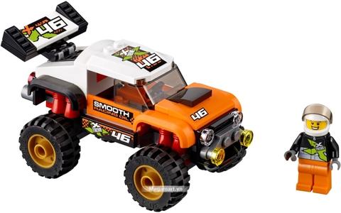 Các mô hình ấn tượng trong bộ Lego City 60146 - Xe bốn bánh biểu diễn