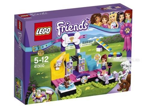 Hình ảnh vỏ hộp bộ Lego Friends 41300 - Giải vô địch cún cưng