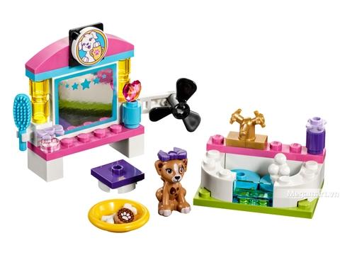Các mô hình ấn tượng trong bộ Lego Friends 41302 - Bộ chăm sóc cún cưng