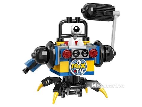 Các mô hình ấn tượng trong bộ Lego Mixels 41580 - Biên tập viên Myke