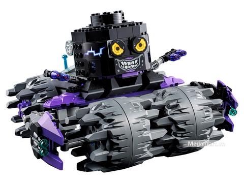 Các mô hình ấn tượng trong bộ Lego Nexo Knights 70352 - Tổng hành dinh của Jestro