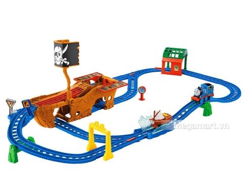 Thiết kế ấn tượng của Thomas and Friends Chuyến tàu phiêu lưu mạo hiểm