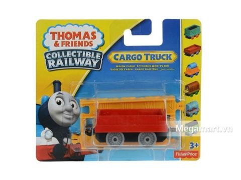 Thomas and Friends Toa xe lửa chở hàng - Hình ảnh vỏ hộp sản phẩm