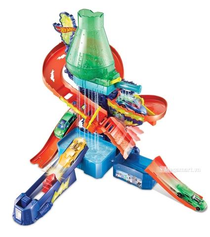 Lựa chọn đồ chơi hot wheels làm phong phú bộ đồ chơi tốc độ của bé