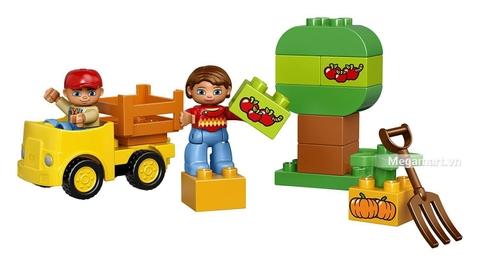Lego Duplo 10810 - Đầu kéo xe lửa giá rẻ nhất