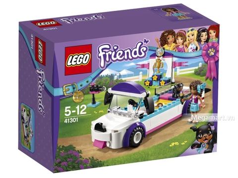 Hình ảnh vỏ hộp bộ Lego Friends 41301 - Buổi diễu hành Cún Cưng