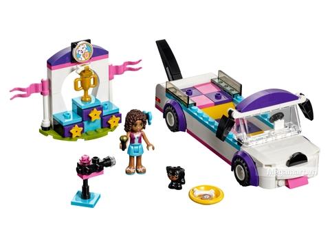 Các mô hình ấn tượng trong bộ Lego Friends 41301 - Buổi diễu hành Cún Cưng