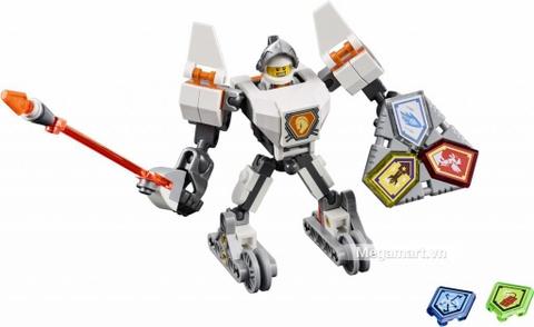 Lego Nexo Knights 70366 - Chiến Giáp Lance cải thiện đột phá
