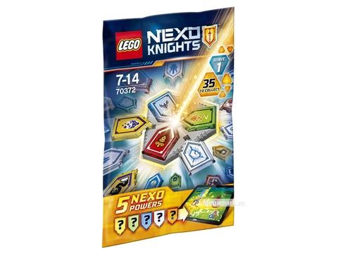 Lego Nexo Knights 70372 - Bộ Khiên Nexo mang đến sự sáng tạo