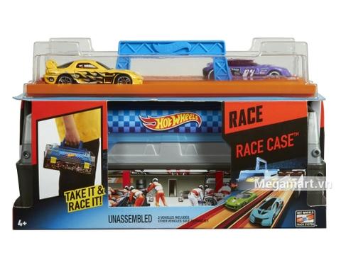 Hot Wheels Hộp đua tốc độ - ảnh bìa sản phẩm