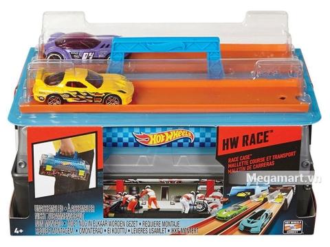 Hot Wheels Hộp đua tốc độ - Hình ảnh vỏ hộp sản phẩm
