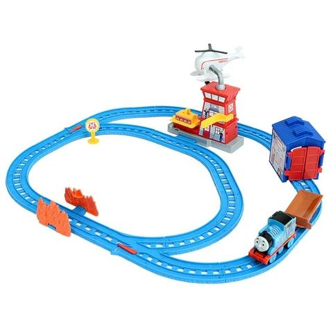 Các chi tiết có trong bộ Thomas & Friends Bộ đường ray Tìm kiếm và cứu hộ