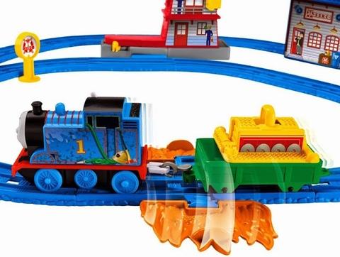 Hình ảnh sản phẩm Thomas & Friends Bộ đường ray Tìm kiếm và cứu hộ