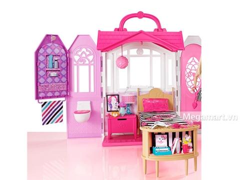 Barbie Ngôi nhà di động - Nội thất trong nhà