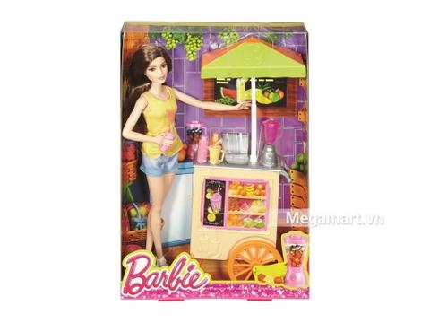 Barbie Quầy bar lưu động giá rẻ - Hình ảnh vỏ hộp sản phẩm