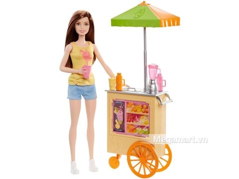 Barbie Quầy bar lưu động chính hãng Mattel