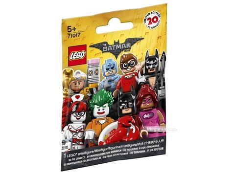 Hình ảnh vỏ ngoài của Lego Minifigures 71017 - Nhân Vật Lego Batman