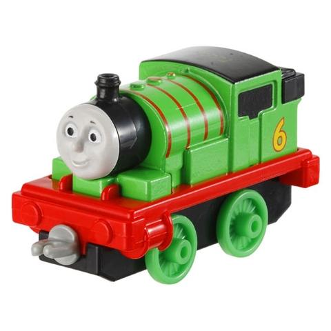 Percy xuất hiện trong bộ tàu lửa