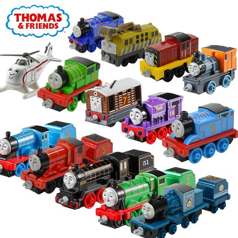 Các  nhân vật trong bộ Thomas & Friends Bộ sưu tập tàu lửa - Thomas