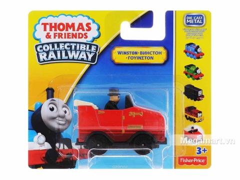 Thông tin chung bộ Thomas and Friends Bộ sưu tập tàu lửa – Winston