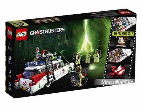 Lego Ideas 21108 - Xe Ecto của biệt đội săn ma - mô hình mới 2016