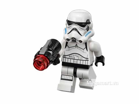 Mô hình lính Stormtrooper với vũ khí siêu mạnh