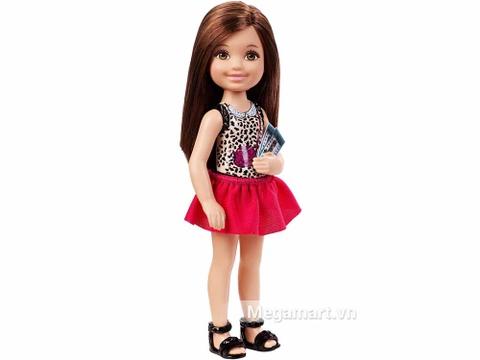 Barbie Chelsea Buổi tối xem phim vui vẻ giá cực rẻ