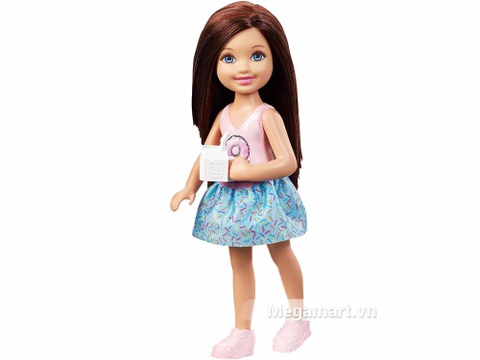 Barbie Chelsea Donut Vui Vẻ - dành cho các bé gái