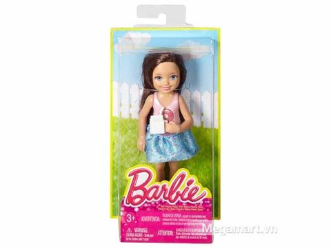 Barbie Chelsea Donut Vui Vẻ - Vỏ hộp sản phẩm