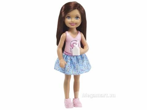 Barbie Chelsea Donut Vui vẻ xinh xắn hoàn toàn mới
