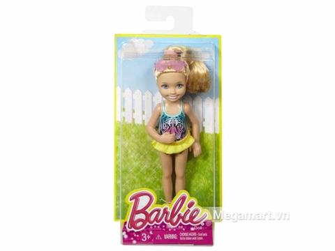 Barbie Chelsea Tập bơi - Vỏ hộp sản phẩm