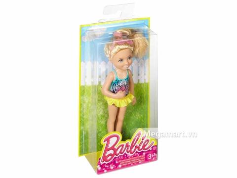 Ảnh bìa sản phẩm Barbie Chelsea Tập bơi