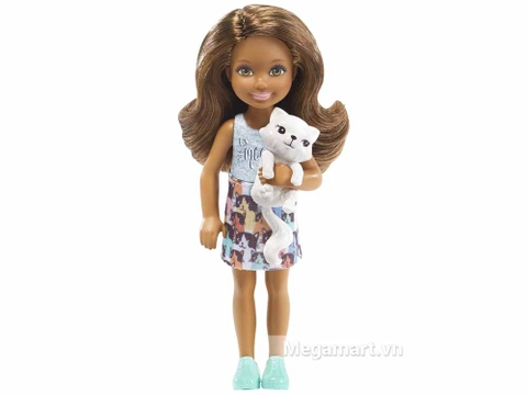 Barbie Chelsea và mèo con - dành cho các bé gái