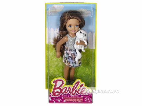 Barbie Chelsea và mèo con giá rẻ