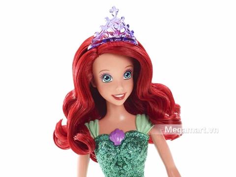 Nàng tiên cá Ariel quyến rũ - trong bộ búp bê barbie