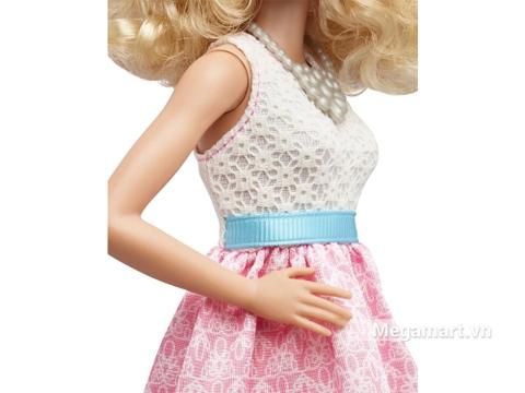 Barbie Fashionistas - Váy hồng phấn - bộ trang phục nổi bật