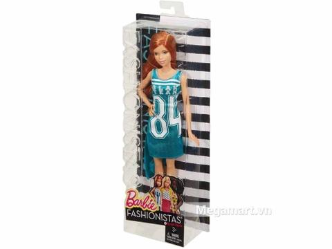 Barbie Fashionistas - Váy Team Glam - sản phẩm mới